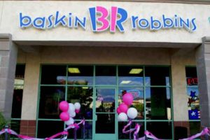 Baskin Robbins Franchise for sale on the Gold Coast​ by Interbiz Business Brokers