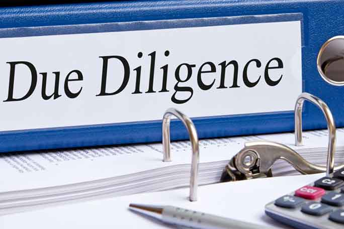 Due Diligence – Checklist When Buying a Business