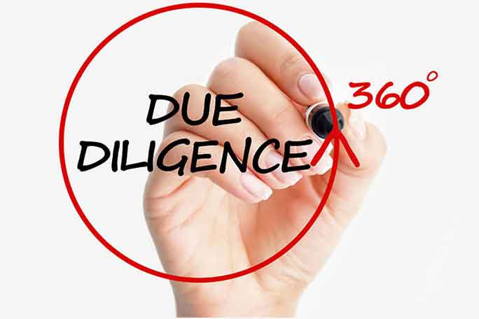 Due Diligence – Questions to ask before buying a Business