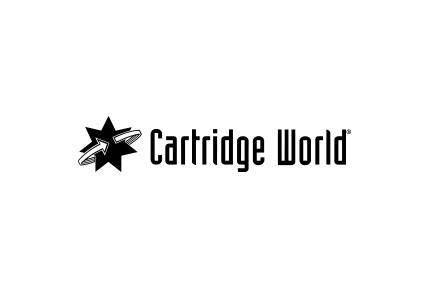 Cartridge World for Sale Logo