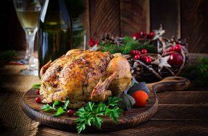 Image festive chicken Interbiz