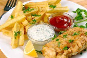 Image of Fish & Chips – Major Regional Coastal Town